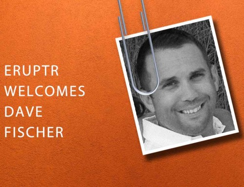 Eruptr Welcomes New Director of Sales to the Team
