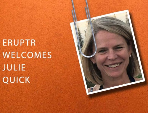 Eruptr Welcomes New Account Manager to the Team